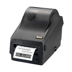 Принтер штрих-кода Argox OS-2130D (термо) - фото 4854