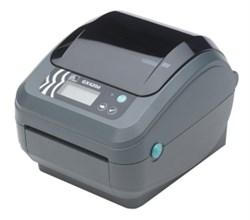 Принтер штрих-кода Zebra GX420d (термо) - фото 4896