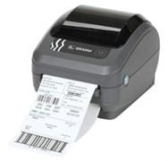 Принтер штрих-кода Zebra GK420d (термо)