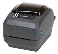 Принтер штрих-кода Zebra GK420t (термотрансф)