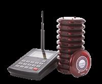 Система оповещения клиентов iKnopka T180/R18